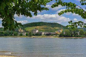 Von Bad Breisig nach Bad Hönningen mit Schloß Arenfels und Pfarrkirche St. Peter & Paul